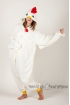 Пижама-кигуруми Цыпленок для взрослых