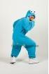 Пижама-кигуруми Куки монстр для взрослых