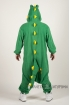 Пижама-кигуруми Крокодил для взрослых
