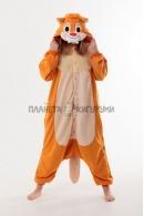 Пижама-кигуруми Бурундук Дейл для взрослых