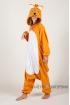 Пижама-кигуруми Гарфилд для взрослых