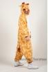 Пижама-кигуруми Жираф для взрослых