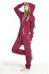 Комбинезон Nordic Way Classic бордо для взрослых унисекс