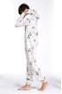 Комбинезон Nordic Way белый Design для взрослых унисекс