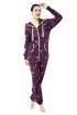 Комбинезон Nordic Way пурпурный Design для взрослых унисекс
