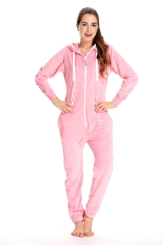 Комбинезон Nordic Way розовый Velur женский