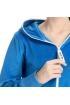 Комбинезон Nordic Way Velur голубой женский