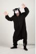 Пижама-кигуруми Медведь Кумамон для взрослых