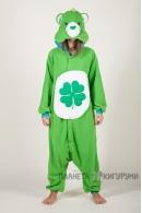 Пижама-кигуруми Мишка удачи для взрослых