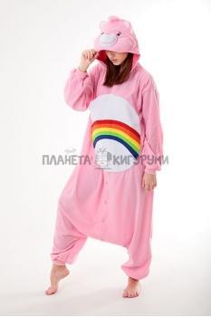 Пижама-кигуруми Мишка весельчак для взрослых