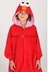 Пижама-кигуруми из флиса Элмо для детей