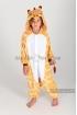 Кигуруми Жираф из флиса для детей
