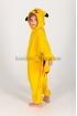 Пижама-кигуруми Пикачу из флиса для детей
