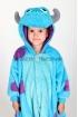 Пижама-кигуруми Салли из флиса для детей