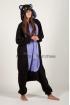 Пижама-кигуруми Ночной кот для взрослых