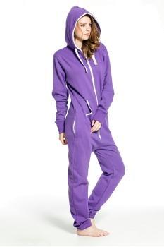Комбинезон Nordic Way Classic фиолетовый