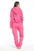 Комбинезон Nordic Way Classic розовый для взрослых унисекс