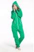 Комбинезон Nordic Way Classic зеленый для взрослых унисекс