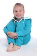 Комбинезон Nordic Way аквамарин Kids для детей