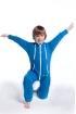Комбинезон Nordic Way голубой Kids для детей
