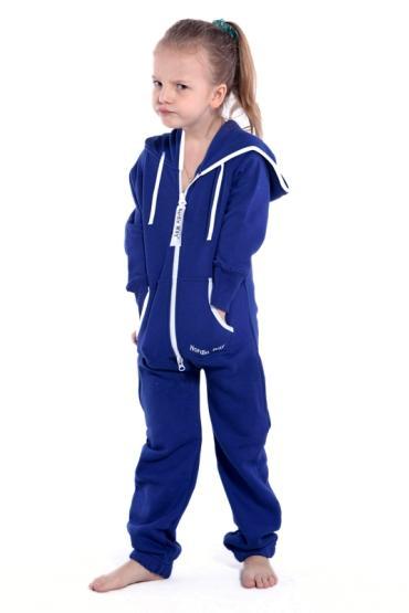 Комбинезон Nordic Way синий Kids для детей