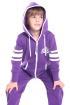 Комбинезон Nordic Way Kids College фиолетовый для детей