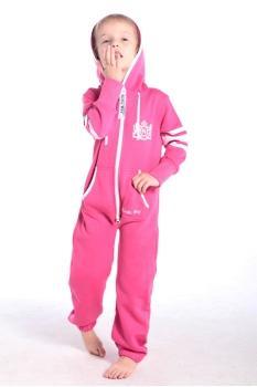 Комбинезон Nordic Way розовый Kids College для детей
