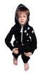 Комбинезон Nordic Way Kids Classic черный со звездами для детей