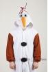 Пижама-кигуруми Снеговик Олаф для взрослых