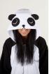 Пижама-кигуруми Панда для взрослых