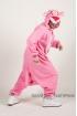 Пижама-кигуруми Розовая пантера для взрослых