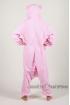 Пижама-кигуруми Розовый поросёнок для взрослых
