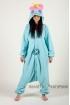 Пижама-кигуруми Скрамп из флиса для взрослых