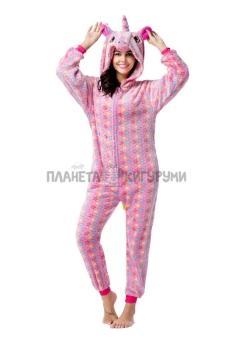 Купить Кигуруми Единорог для взрослых и детей в интернет-магазине ... a0d15649887b8