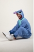 Пижама-кигуруми Стич для взрослых