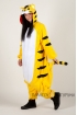 Пижама-кигуруми Желтый Тигр для взрослых