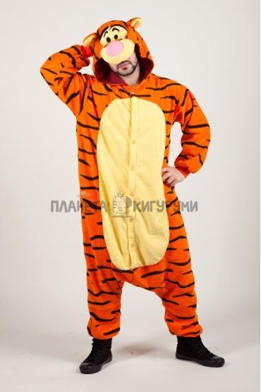 Пижама-кигуруми Тигра для взрослых