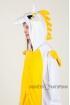 Пижама-кигуруми Единорог золотой для взрослых