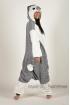 Пижама-кигуруми Ёжик для взрослых