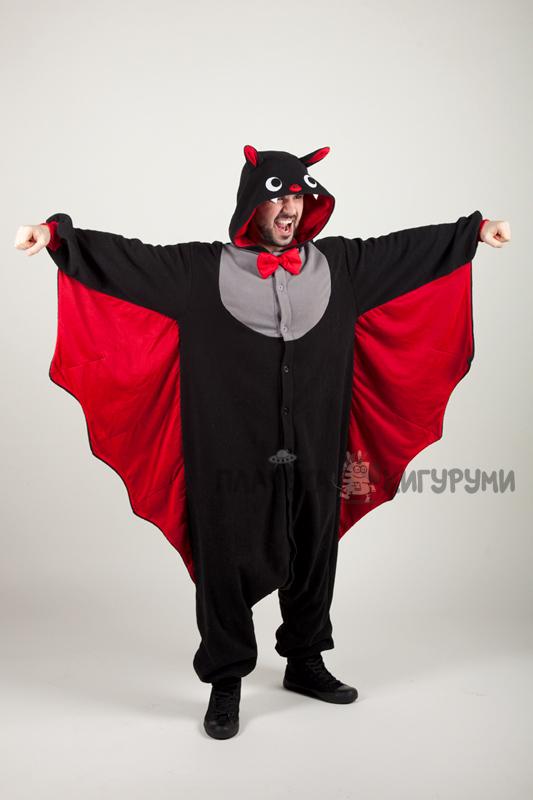 1d7c1bda3ec7 Кигуруми Летучая мышь - купить пижаму Летучая мышь в интернет ...