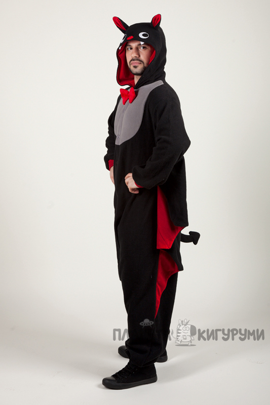 Кигуруми Летучая мышь - купить пижаму Летучая мышь в интернет ... 869af7e469541