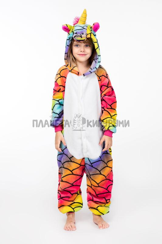Кигуруми Единорог русалка - купить детский кигуруми Единорог ... 0ea6951562136