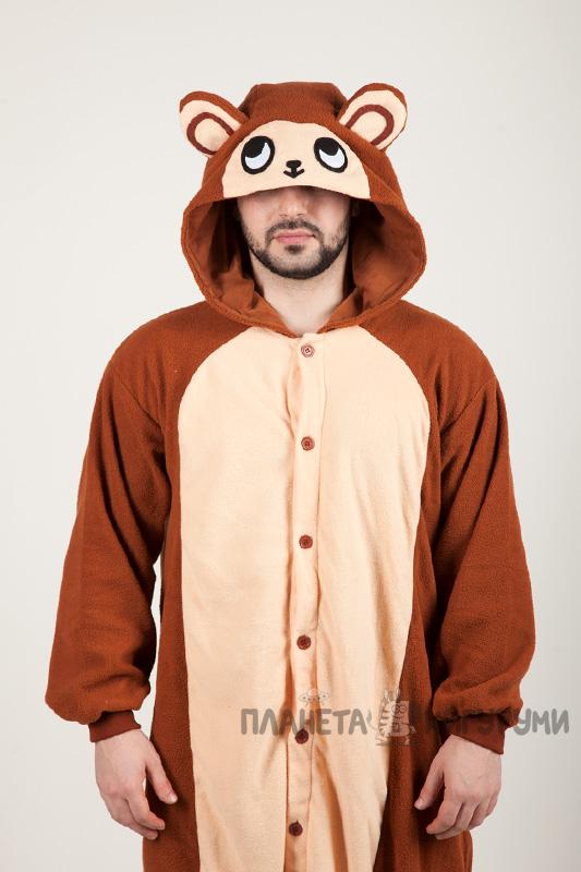 Кигуруми Обезьяна - купить пижаму Обезьянка в интернет магазине ... d2c6b06e18057