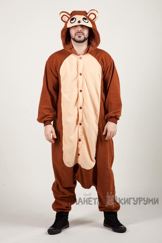 Кигуруми Обезьяна - купить пижаму Обезьянка в интернет магазине ... ce078461eff15