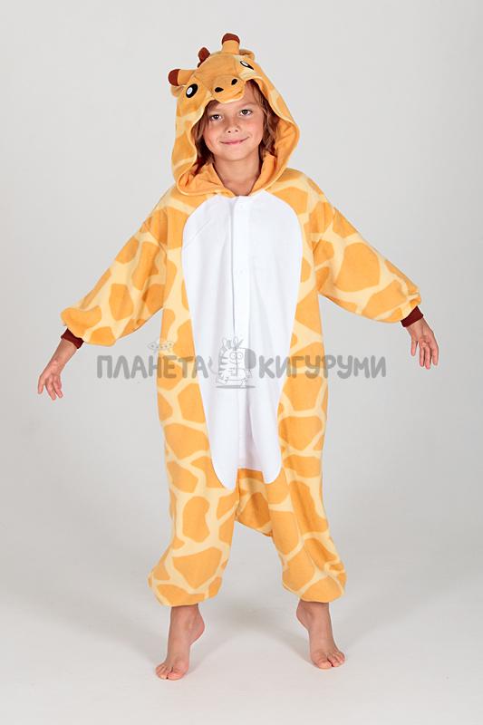 Кигуруми Жираф для детей - купить детскую пижаму Жираф в Москве ... 7086455292514