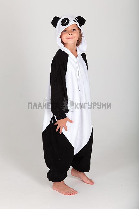6ecdd5315 Кигуруми Панда для детей - купить детскую пижаму Панда в Москве