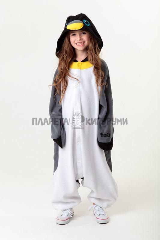 Кигуруми Пингвин для детей - купить детскую пижаму Пингвин в Москве ... 0bf6e0253ca7a