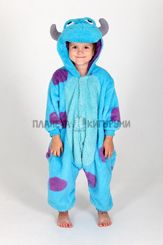 Кигуруми Салли для детей - купить детскую пижаму Салли в Москве aa0d356a6b02b