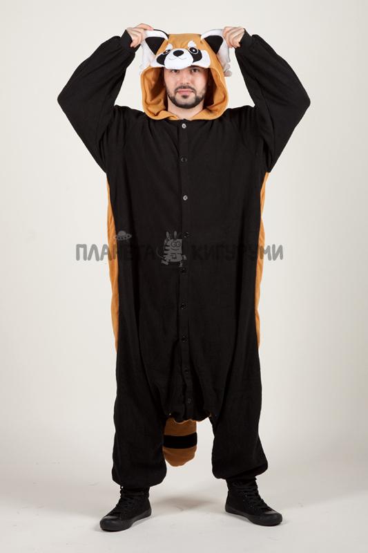 Кигуруми Красная Панда - купить пижаму Красная Панда в интернет ... cc0e09fa776d8