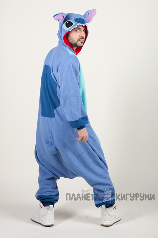 Купить Пижаму-кигуруми Стич в интернет-магазине - Планета кигуруми ... ccc2feb59467b